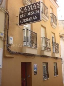 Residencia Pensión Zurbaran