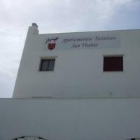 Apartamento Apartamentos Turísticos San Vicente