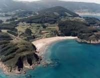 Playa Fornos