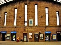 Estaci�n de tren de A Coru�a