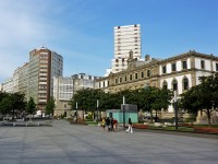 Plaza de Pontevedra