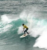 Surf en La Coru�a