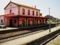 Estación de tren de Padrón