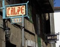 Bar Calpe