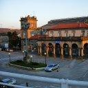 Estación de tren de Santiago de Compostela
