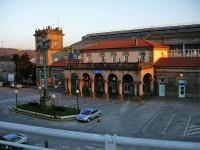 Estaci�n de tren de Santiago de Compostela