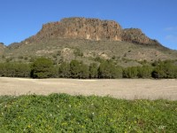 Monumento Natural del Pintón Calcáreo de Cancarix
