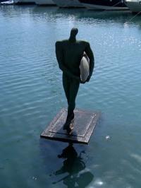 Estatua de �caro