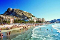 praia El Postiguet