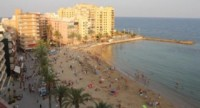 Playa El Cura