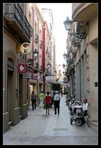 Calle las Tiendas