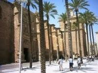 Plaza de la Catedral de Almer�a
