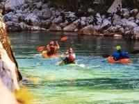 Descenso en Canoa por el Río Sella