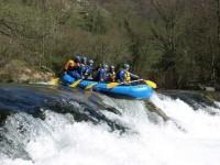 Rafting en Cangas de Onís