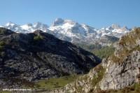 Ruta de Senderismo Covadonga - Torre de Santa María