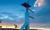 Escultura Andarín