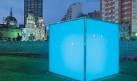 Escultura Cubo