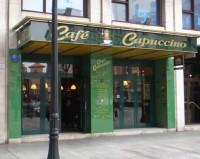 Restaurant Café Capuccino
