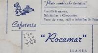 Cafetería El Rocamar