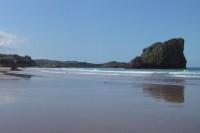 Beach of San Martín