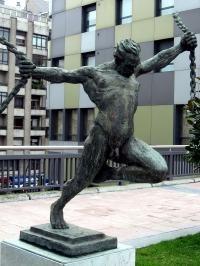 Escultura La Libertad