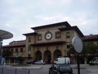 Estación de trenes de Oviedo