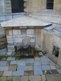 Fuente del Caño del Fontán