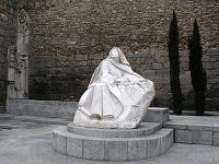 Estatua Santa Teresa de Jes�s