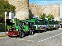 Murallito o tren turístico de Ávila: