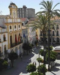 Plaza de las Méridas del Mundo