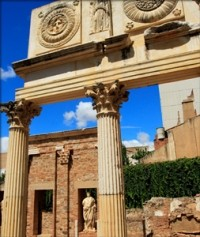 Pórtico del Foro Romano