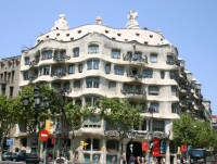 Casa Mil� (La Pedrera)