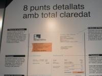 Espai fecsa endesa barcelona hostales cercanos infohostal for Oficinas endesa barcelona