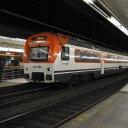 Estación de tren de Barcelona Passeig de Grácia