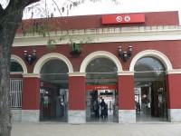 Estación de tren Sant Andreu Comptal