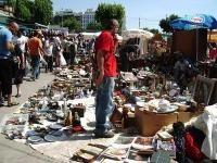 Mercado de Encants Vells o Fira de Bellcaire