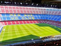 Estadio de F�tbol Camp Nou