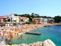 Beaches Calella