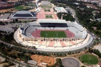 Estadio de Fútbol Olímpico Municipal de L'Hospitalet