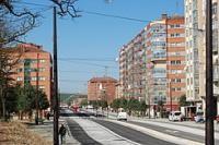Bulevar del Ferrocarril o Avenida de Valencia