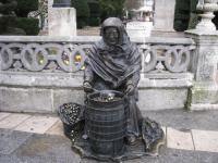 Escultura de la Castañera