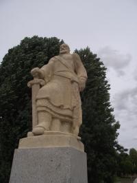 Estatuas del Poema o Cantar de M�o Cid