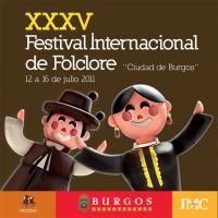 Festival Internacional de Folklore 'Ciudad de Burgos'