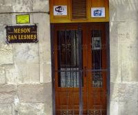 Mesón San Lesmes
