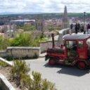 Tren turístico de Burgos