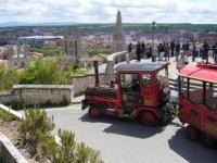 Tren tur�stico de Burgos