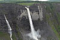 Monumento Natural de Monte de Santiago, Salto del Nervión y Valle de Délica