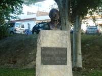 Busto del Padre Juan