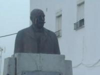Busto de Miguel Manche�o
