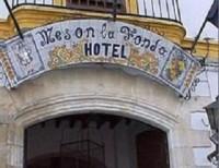 Mesón La Fonda - Hotel